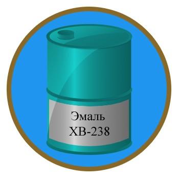 Эмаль ХВ-238